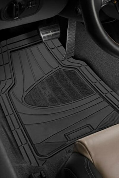 Ford Fiesta 2008-2012  UYUMLU 3D HAVUZLU KAUÇUK PASPAS TAKIMI ÖN ARKA TAKIM