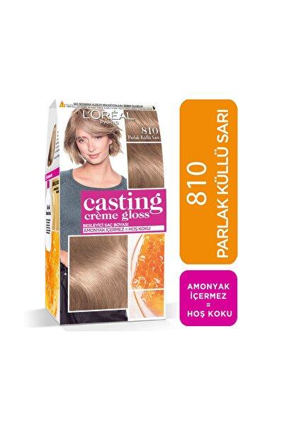 L'Oreal Paris Parlak Küllü Sarı Saç Boyası - Casting Creme Gloss 810   3600523302956