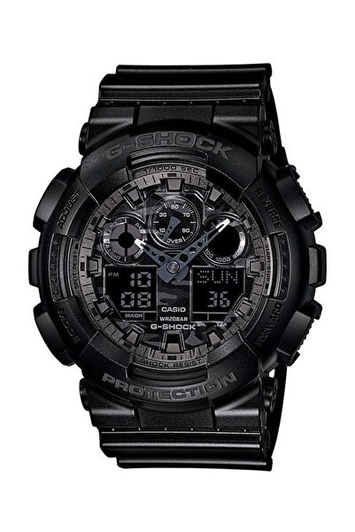 Casio G-Shock Erkek Kol Saati GA-100CF-1ADR