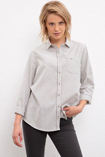 U.S. Polo Assn. Kadın Gömlek G082GL004.000.948366