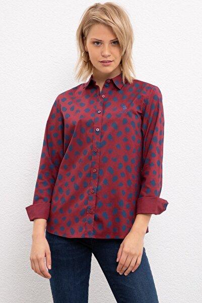 U.S. Polo Assn. Kadın Gömlek G082GL004.000.846557