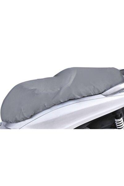 AutoEN Vespa Primavera 150 Motosiklet Sele Kılıfı Sele Brandası Gri