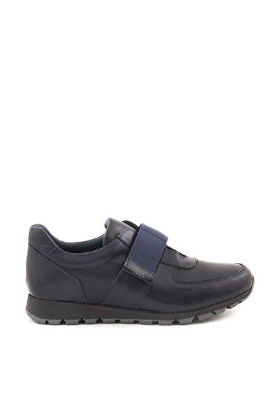 MOCASSINI Deri Bagciksiz Erkek Spor Sneaker 3147