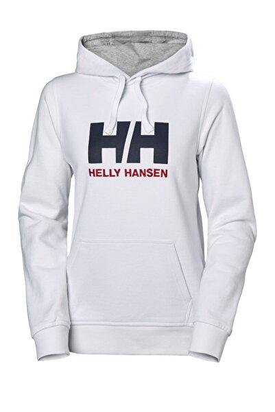 Helly Hansen Kadın Logo Hoodıe Sweatshirt HHA.33978