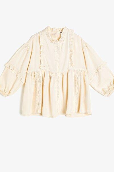 Koton Kız Çocuk Bluz