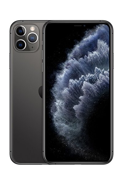 Apple iPhone 11 Pro Max 512GB Uzay Grisi (Apple Türkiye Garantili) Aksesuarlı Kutu