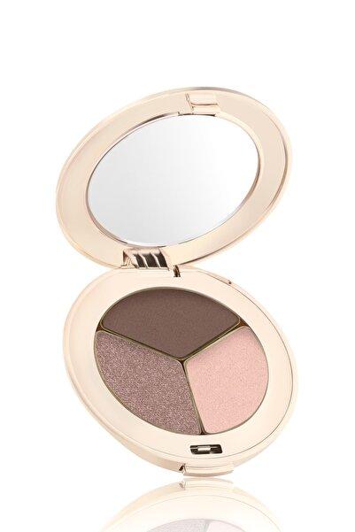 Jane Iredale 3'lü Sıkıştırılmış Göz Farı - PurePressed Eye Shadow Brown Sugar 2.8 g 670959111456