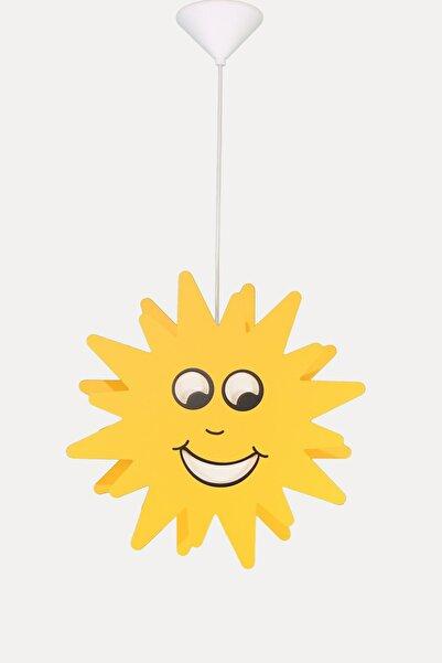 Eglo Junior Çocuk Odası Avize Sarkıt Güneş