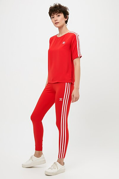 adidas Kadın Originals Tayt - 3 Stripes Tight - FH8564