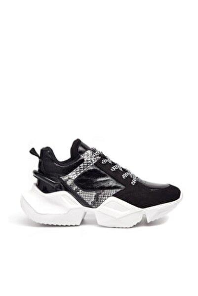 Siyah Kadın Spor Ayakkabı 9K2SAJ0141