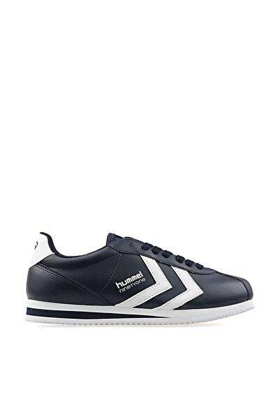 HUMMEL Hmlninetyone Sneaker Erkek Lacivert Spor Ayakkabı (206307-