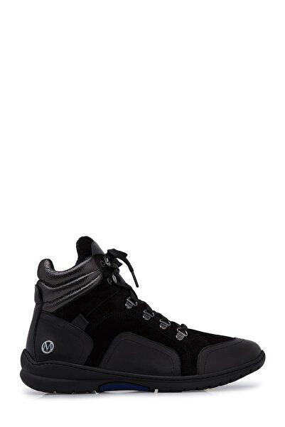 Via Dante Siyah Bağcıklı Ayakkabı Kadin Ayakkabi 5273143Vd
