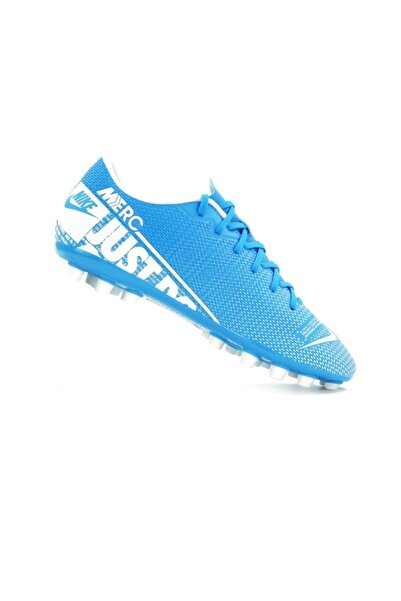 Nike Erkek Çocuk Mavi Jr. Mercurial Vapor 13 Academy Ag  Karampon Aq5500-414