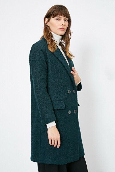Koton Kadın Yeşil Kaban 0KAK06582IW