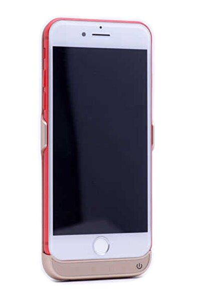 Elfia Iphone 6s Plus Kılıf Şarjlı Kılıf 4000 Mah Powerbank