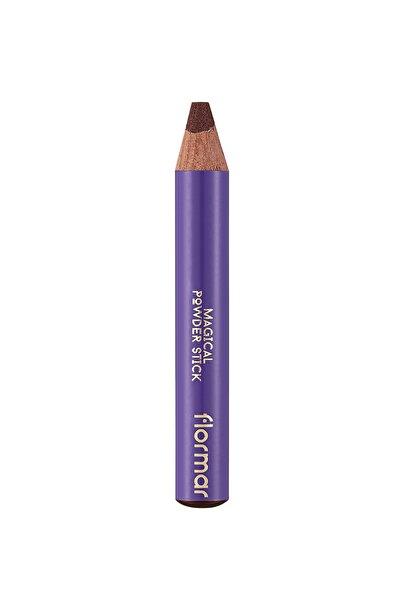 Flormar Kalem Göz Farı - Magical Powder Stick Magical Burgundy 03 8690604634743