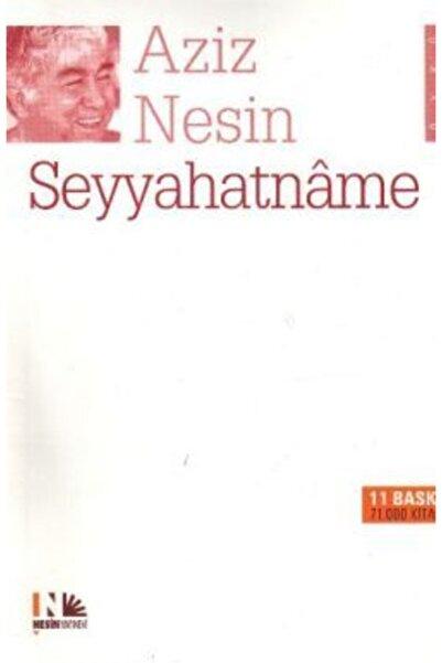 Nesin Yayınları Seyyahatname / Aziz Nesin /