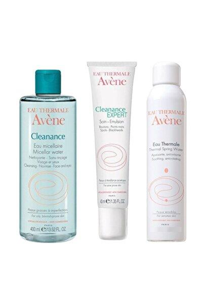 Avene Cleanance Expert Emulsion 40 ml + Cleanance Cleansing Water 400 ml + Thermal Su 150 ml 9900000050203