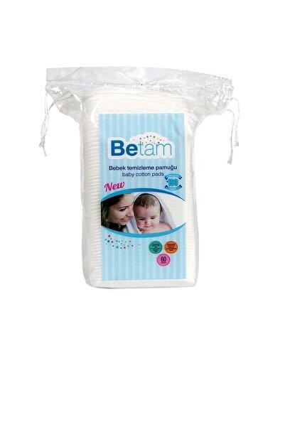 Betam Bebek Temizleme Pamuğu 6'lı Paket 6x60 Adet