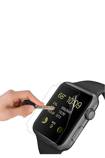 Microcase Apple Watch Series 5 44 Mm Nano Esnek Koruma Filmi
