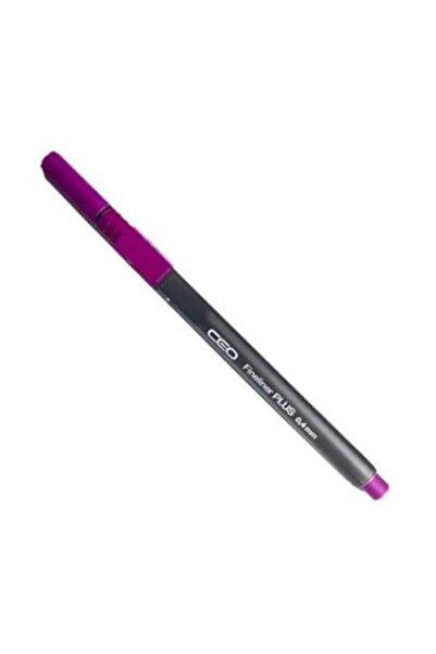Ceo Fineliner Plus 0.4 Mm - Mor - Renkli Kalemler
