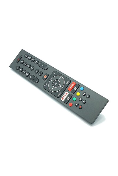 Vestel 4k Smart 55ud8450 55'' Netflix Youtube Tuşlu Lcd-led Tv Uzaktan Kumanda