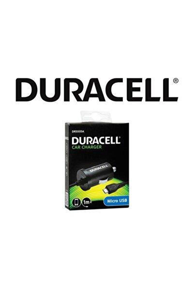 Duracell 12v Micro Usb Telefon Araç Şarjı Dr5005a