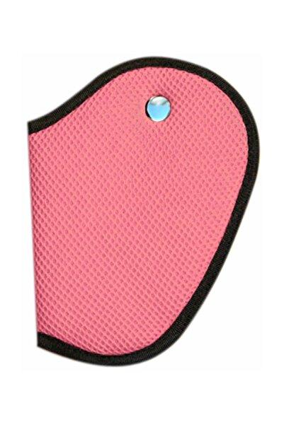 Bundera Plus Çocuk Emniyet Kemeri Düzenleyici Oto Emniyet Kemeri Tutucu Emniyet Kemer Tutucu Kılıf Pembe