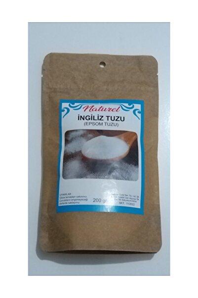 NATUREL Ingiliz Tuzu ( Epsom Tuzu ) 200 Gr