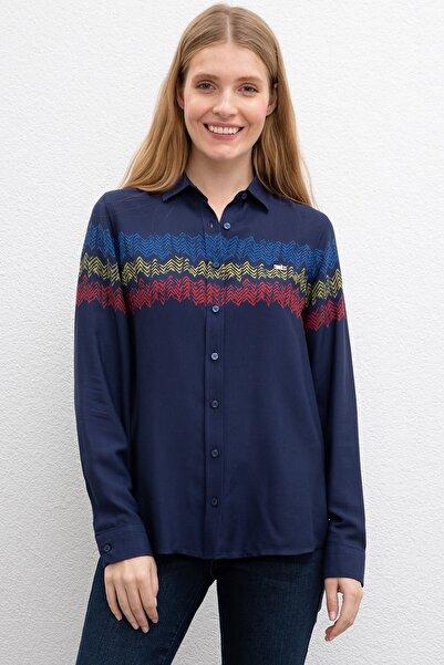U.S. Polo Assn. Kadın Gömlek G082GL004.000.846483