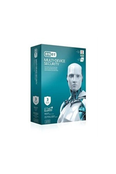 ESET NOD32 Antıvırus 3 Kullanıcı