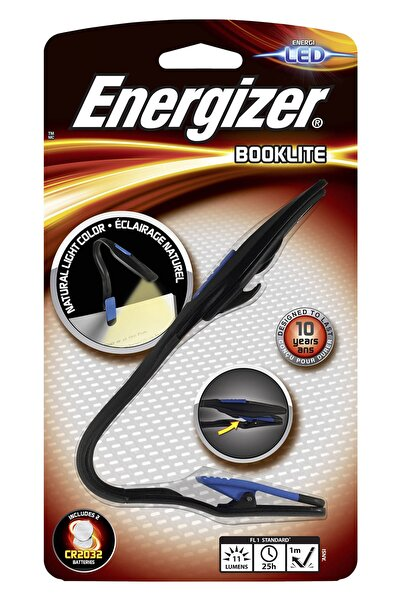 Energizer Fener FL Booklight batt New