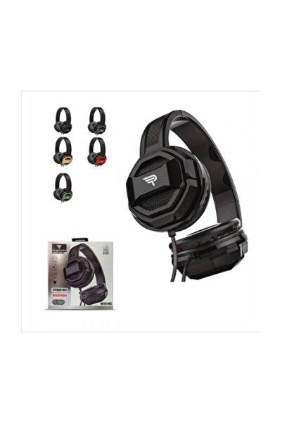 Platoon Kaliteli Taşınabilir  Extrabass Oyuncu Telefon Uyumlu Kulaklık Pl-2380