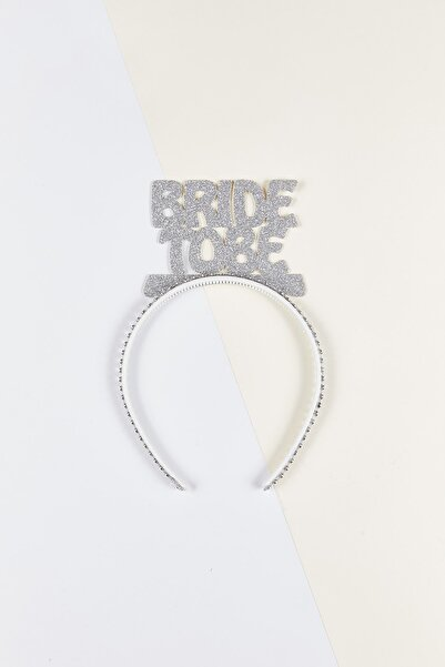Oleg Cassini Kadın Gümüş Bride to Be Taç BRIDETIARA
