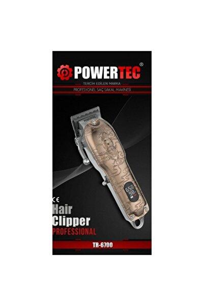 Powertec Tıraş Makinesi Tr 6700
