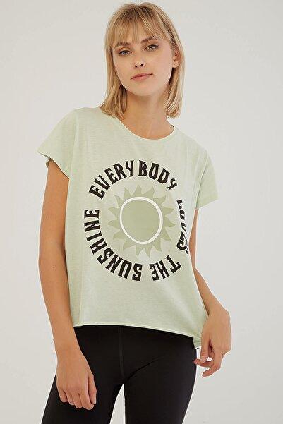iplay I Play Baskılı T-shirt Yeşil