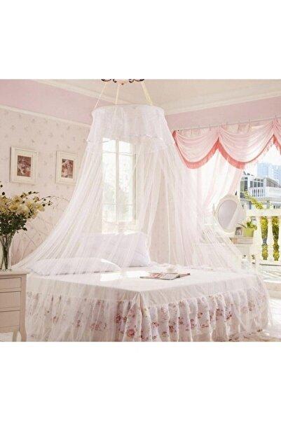 Egonex Zengin Hediyeler Tül Cibinlik Yatak Odası Sünnet Yatağı Beşik Cibinliği