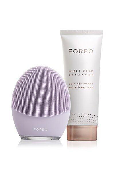 FOREO LUNA 3 Hassas Ciltler için Yüz Temizleme ve Sıkılaştırıcı Masaj Cihazı