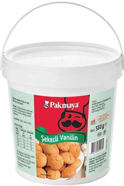 Pakmaya Şekerli Vanilin 500 Gr