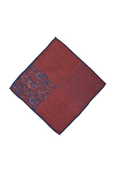 Kiğılı 2'li Yün Kravat Mendil Set