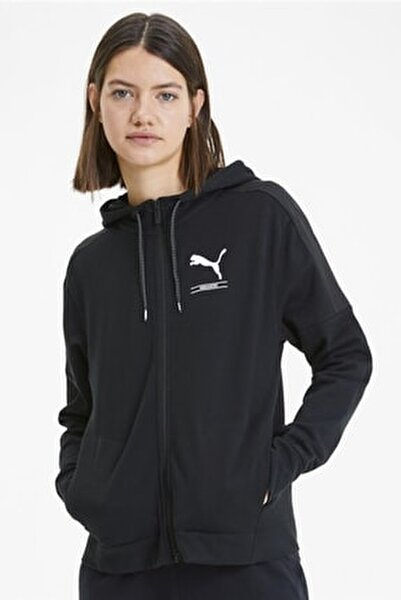 Kadın Sweatshirt Nu-tility - 58138001-siyah