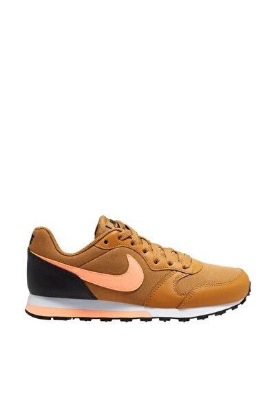 Nike Kadın Sarı  2 Ayakkabı