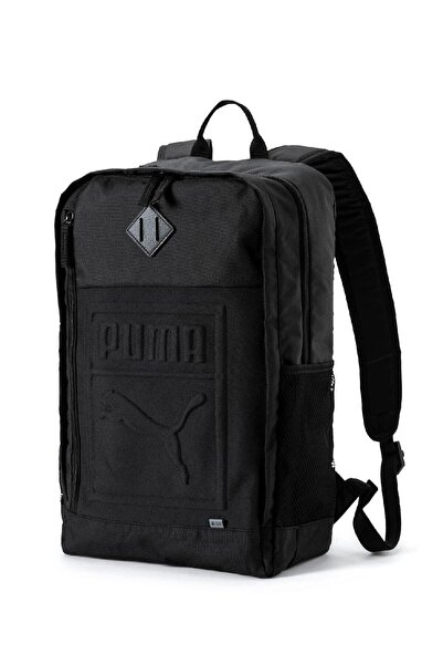 Puma S BACKPACK Siyah Unisex Sırt Çantası 100352114