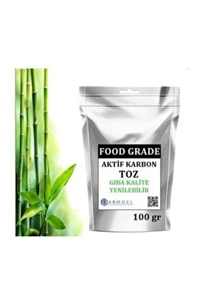 Aktif Karbon | Gıda Tipi | Yenilebilir | Food Grade 100 gr.