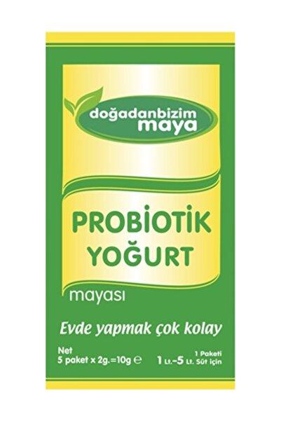 Bizim Probiyotik Yoğurt Mayası 5'li Paket