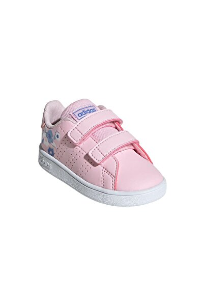 adidas ADVANTAGE Pembe Kız Çocuk Sneaker Ayakkabı 100481993