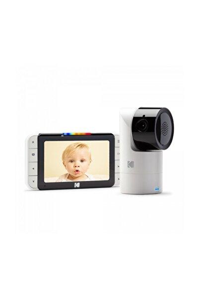 Kodak CHERISH C525 - Akıllı Video Bebek Monitörü 5.0 inç LCD Ekran Ebeveyn Ünitesi