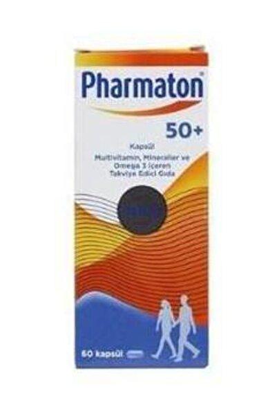 Pharmaton Multivitamin 50 Plus