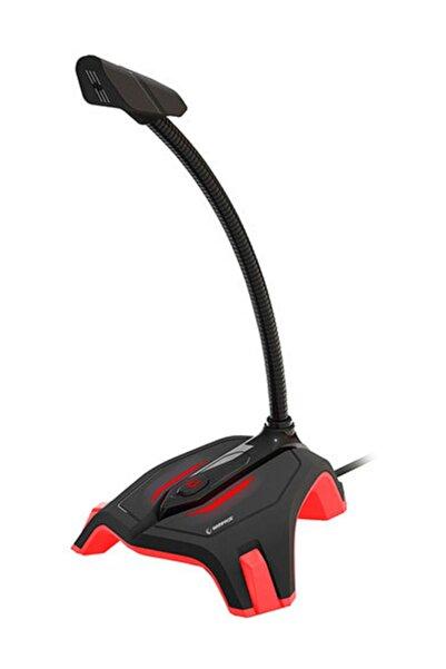 Rampage Sn-rmx8 Echo-r Siyah Usb Oyuncu Masaüstü Mikrofon