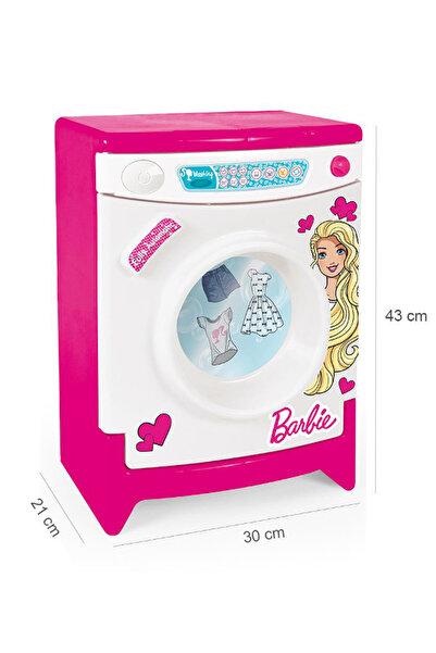Dolu Barbie Çamaşır Makinası
